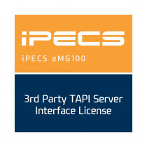 Ericsson-LG iPECS eMG100 3rd Party TAPI Interface License