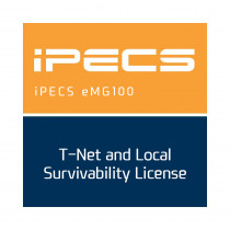 Ericsson-LG iPECS eMG100 T-Net and Local Survivability License
