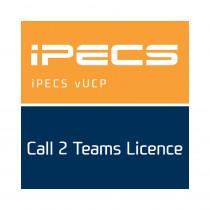 Ericsson-LG iPECS vUCP Call 2 Teams Licence