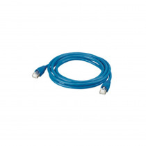 Legrand Patch Cord RJ45 - Cat6 - U/UTP - Blue - PVC 2M