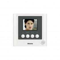 "Legrand - BTicino - D45 3.5"" Handsfree Internal Colour Basic Video Intercom"