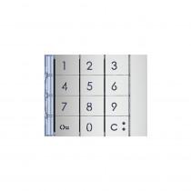 Legrand - BTicino - Sfera NEW ALLMETAL Keypad Front Cover