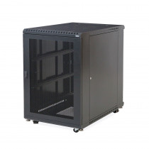 Legrand SMARTRAK® Multi Purpose Cabinet - 27U - 600x1000 - Black