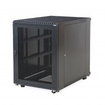Legrand SMARTRAK® Multi Purpose Cabinet - 27U - 600x1100 - Black