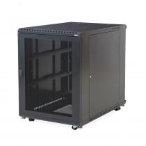 Legrand SMARTRAK® Multi Purpose Cabinet - 27U - 600x1100 - Black