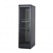 SmartRak 45U 800 x 1000 Black - front