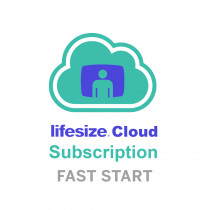 Lifesize Cloud Fast Start Account – 1 Year Subscription