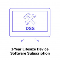 Lifesize Icon 500 – DSS – 1 Year Subscription