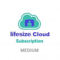 Lifesize Cloud One-time Meetings - Medium Account