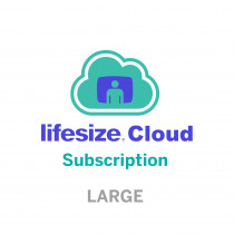 Lifesize Large Account – 1 Year Subscription
