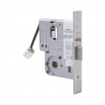 Lockwood 3570ELM0SC Mortice Lock - No Cylinder - Fail Safe/Fail Secure - Monitored