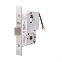 Lockwood 3570ELM2SC Mortice Lock - 2 Cylinders - Fail Safe/Fail Secure - Monitored