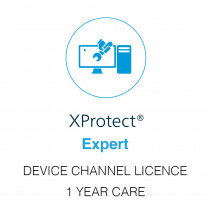 Milestone 1 Year Care Plus (SUP) for XP Expert Device Channel Licence