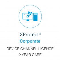 Milestone XP Corporate Device Licence - 2 Year Care Plus