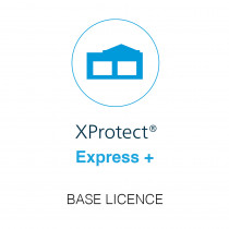 Milestone XP Express+ Base Licence Only - H.265