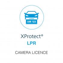 Milestone XP LPR - Camera Licence