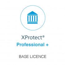 Milestone XP Professional+ Base Licence - H.265