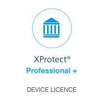Milestone XProtect® Professional+ Device License - H.265