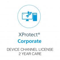 Milestone XP Corporate Device License - 2 Year Care Plus
