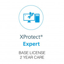 Milestone XProtect Expert Device License - 2 Year Care Plus