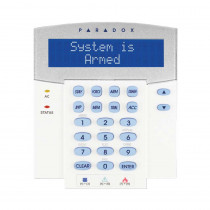 Paradox K641R 32 Character LCD Keypad with Access Control