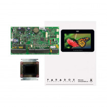 Paradox EVOHD - Small Cabinet - TM50 Touch-Black