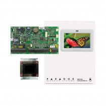 Paradox EVOHD - Small Cabinet - TM50 Touch-White