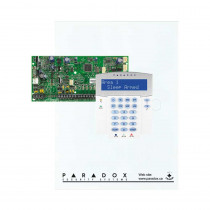 Paradox SP5500 - Small Cabinet - K32LCD Keypad