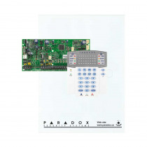 Paradox SP5500 - Small Cabinet - K32 LED Keypad