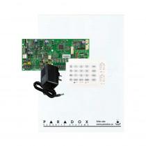Paradox SP5500 - Small Cabinet - K10H Keypad - Plug Pack