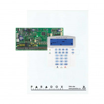 Paradox SP6000 - Small Cabinet - K35 Icon Keypad
