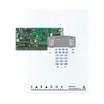 Paradox SP6000 - Small Cabinet - K32 LED Keypad