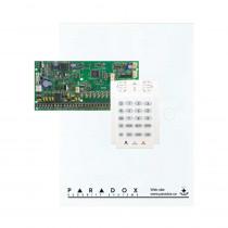 Paradox SP6000 - Small Cabinet - K10V Keypad
