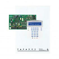 Paradox MG5050 - Small Cabinet - K32LCD Keypad