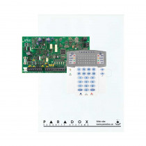 Paradox MG5050 - Small Cabinet - K32 LED Keypad