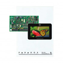 Paradox MG5050 - Small Cabinet - TM50 Touch-Black