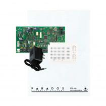 Paradox MG5050 - Small Cabinet - K10H Keypad - Plug Pack