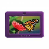 Paradox TM50 Touch - Cover - Vivid Violet