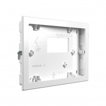 Paradox TM70WB Flush Mount In-Wall Bracket for TM70 - White