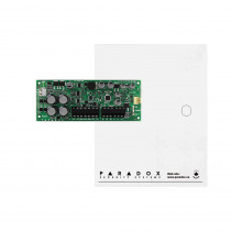 Paradox PS25 2.5A BUS Power Supply in Cabinet