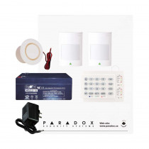 Paradox SP5500 Smart Kit with Plug Pack