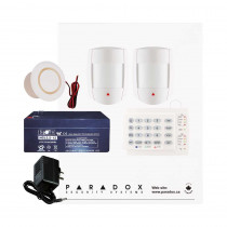 Paradox SP5500 DG Smart Kit with Plug Pack