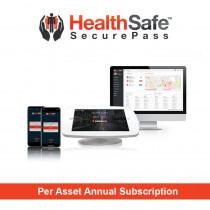 HealthSafe SecurePass BlueVision Per Asset Annual Subscription