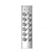 Presco VR62 Slim Vandal Resistant Keypad
