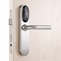Salto Standard Finish Handle With Privacy