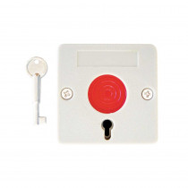 WEB555 Key Reset Hold Up Button - Beige Colour only