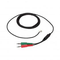 EPOS   Sennheiser CUIPC 1 Box to PC Cable: Modular plug 3.5mm jack