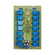 Sherlo 14CHR 14 Relay Add-on Board
