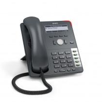 Snom D712 4-Line 5-Button SIP Deskphone 10/100 PoE