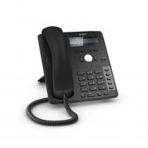Snom D715 4-Line 5-Button SIP Deskphone GIG PoE